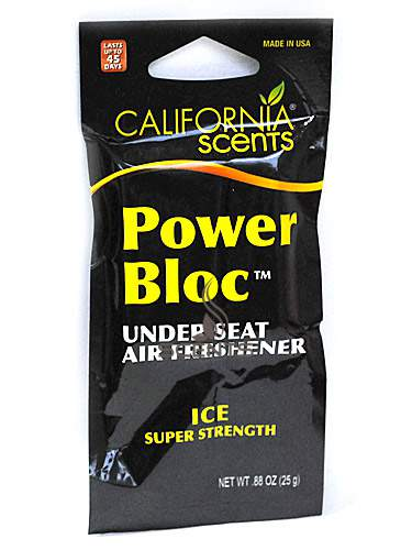 Ароматизатор Power Bloc California Scents Ice